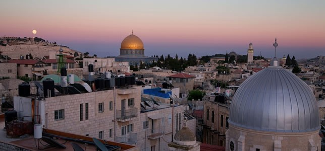 Important Holy Land Sites to See in Jerusalem