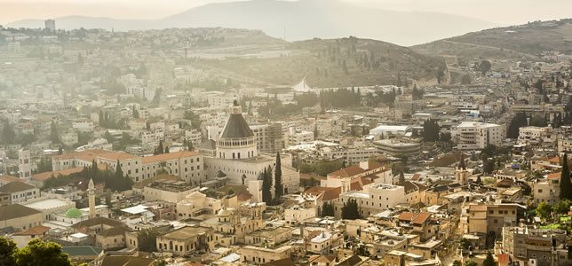Visit the Holy City of Nazareth on your Israel Tour