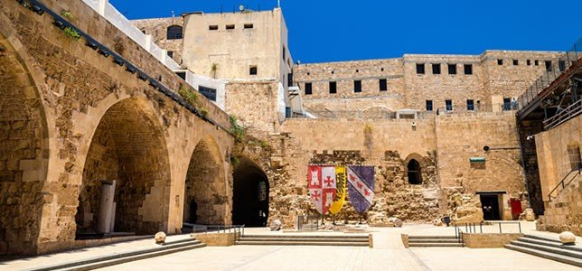 Tour Israel and Old City of Acre