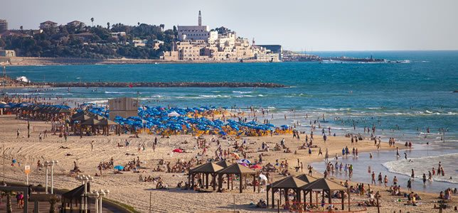 Travel to Tel Aviv for a Israel Tour of a lifetime