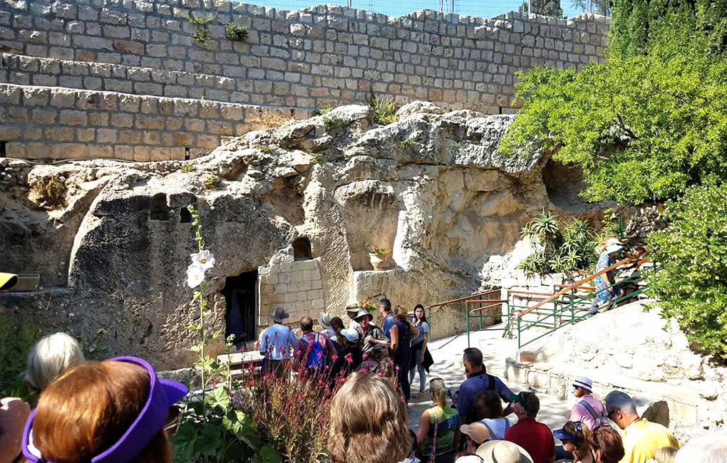 In the Footsteps of Christ Tour to Israel