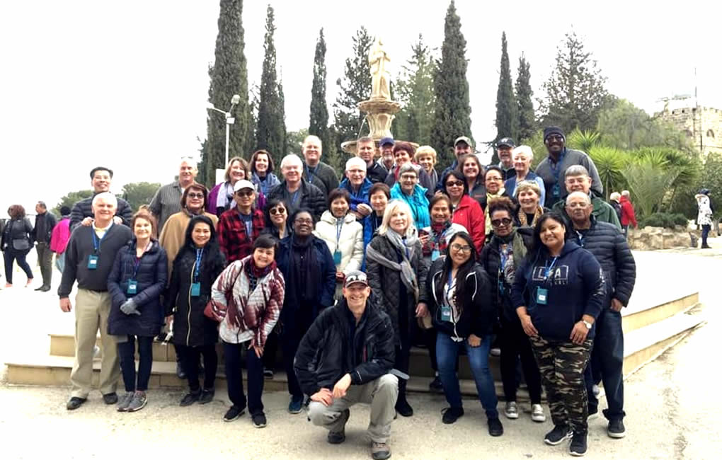 Overview Footsteps Of Jesus Holy Land Israel Tour Christian