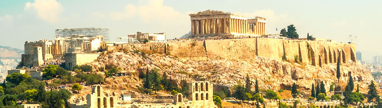Holy Land Israel and Athens Tour