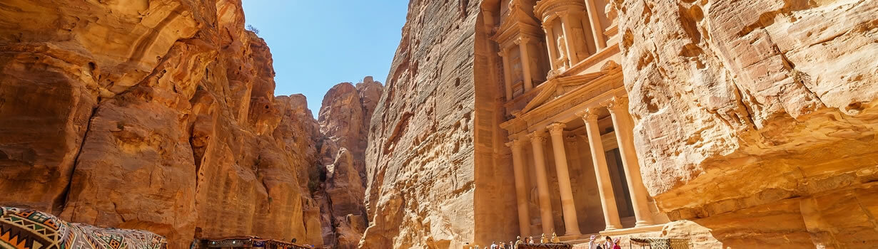 Petra Jordan and Israel Tour