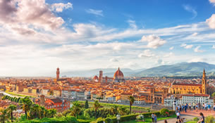 Rome, Florence, Venice Italy Tour