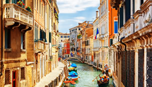 General Classic Tours to Italy