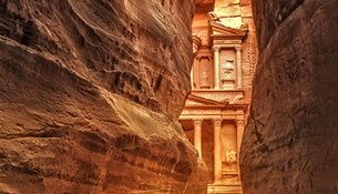 Day Tours and Excursions to Jordan