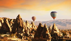 Excursions and Day Tours to Turkey