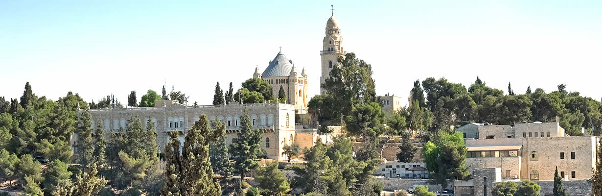 Visit Mount Zion on an Israel Tour