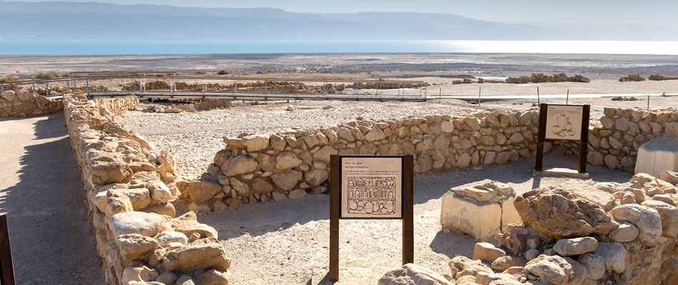 Qumran Tour in Israel