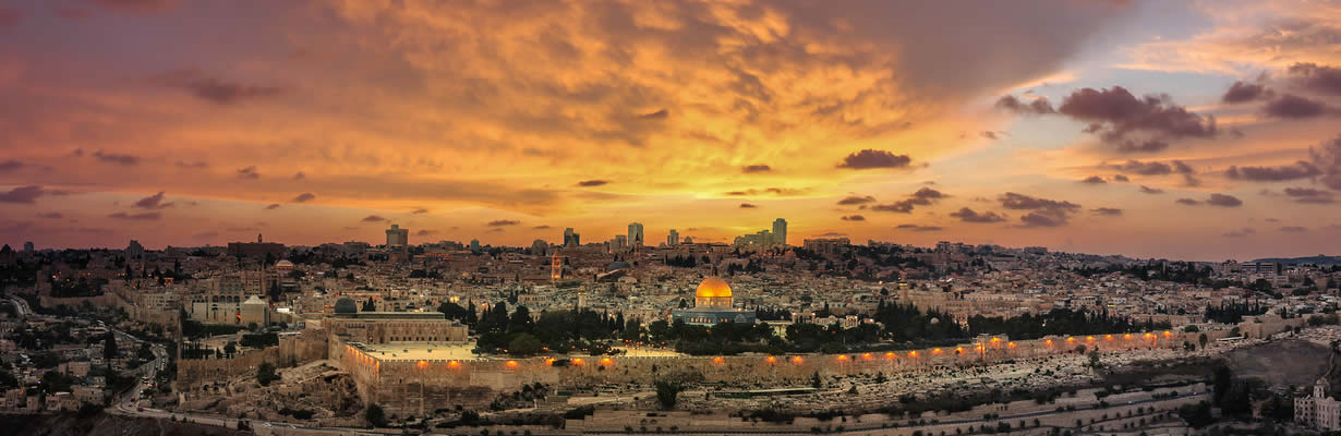 Visit the Temple Mount on an Israel Tour