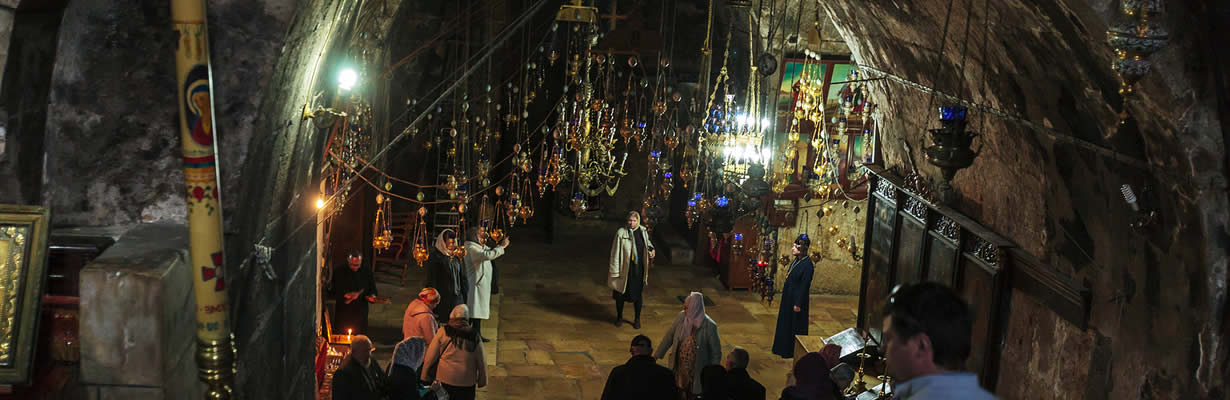 Tour Jerusalem and the Tomb of the Virgin Mary Holy Land Site